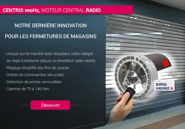 Centris VEO radio