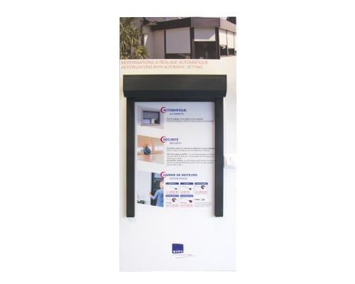 Panneau d'exposition Avec réglage automatique