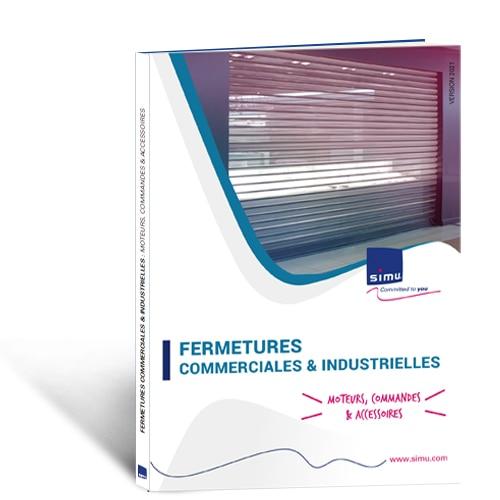 Moteurs, commandes et accessoires pour Fermetures commerciales et industrielles 2021