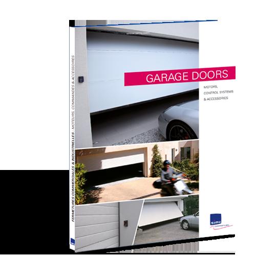 Motors, controls and accessories for Garage doors