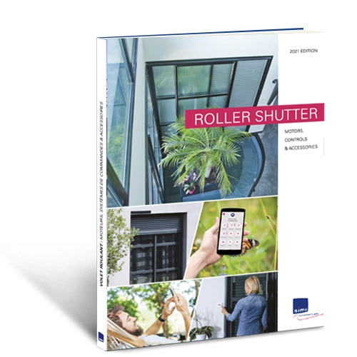 Motors, controls and accessories for Rolling shutters 2021