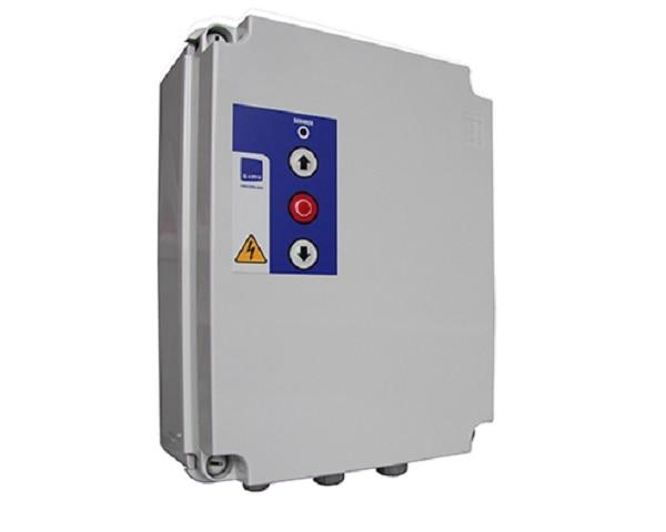 SD510, le coffret de commande SIMU complet et simple à installer, pour moteurs triphasés